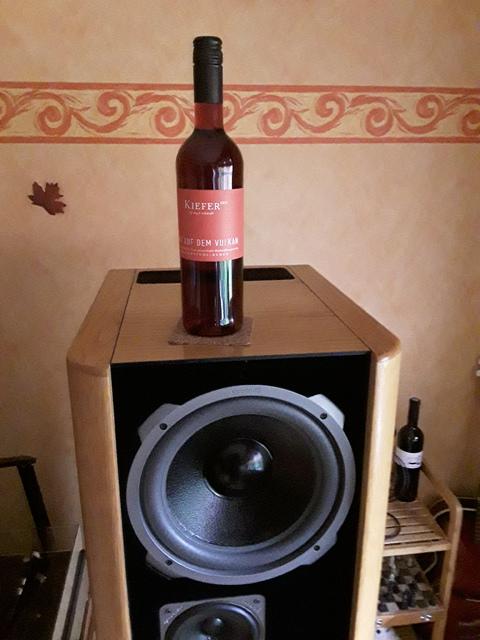 Wein Zur Vulkan