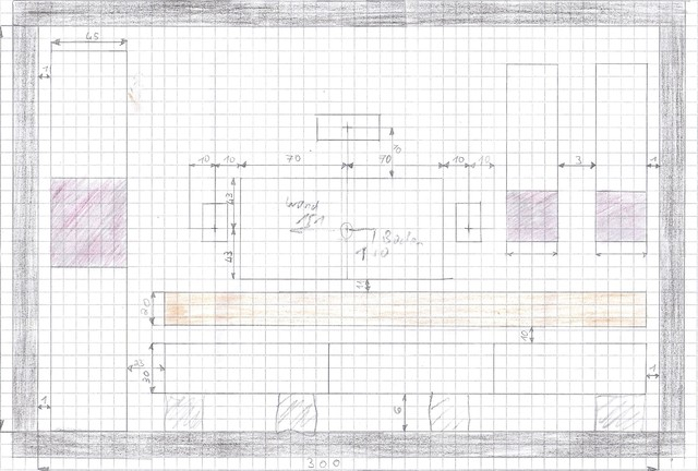Wohnwand selber planen  Mediawand selbst gebaut, Sonstiges - HIFI-FORUM