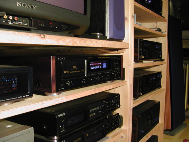 Sony CDP-C910