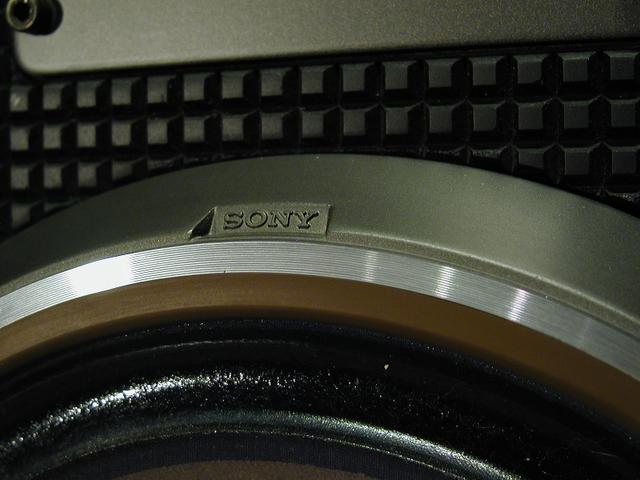 Sony SS-G3