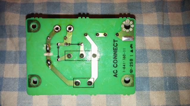 Sony ST-S707ES Drossel AC In