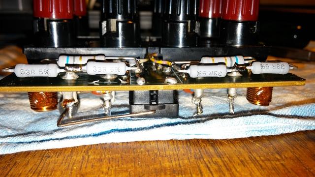 Sony TA-F500ES HP Ausgänge