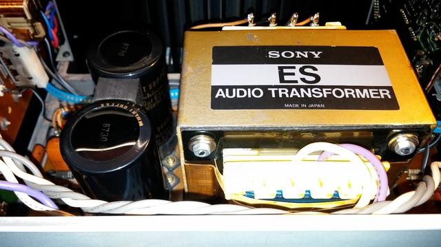 Sony TA-F500ES Trafogeräusche