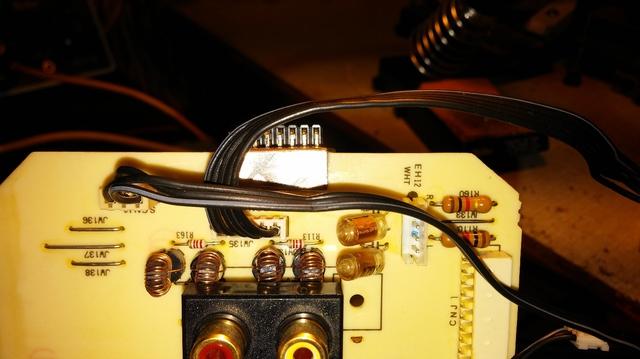 Sony TA-F808ES PhonoPre Kapazitäten