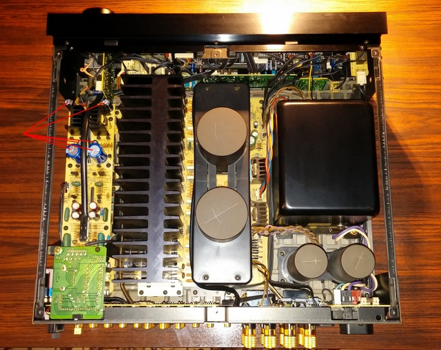 Sony TA-F808ES PhonoPre