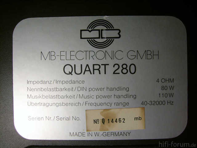 2011 10 25 MB Quart 280 Boxen 04