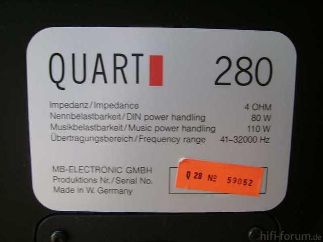 2011 10 25 MB Quart 280 Schwarz 07