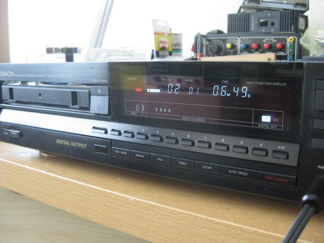 Denon DCD 1700 Mit Neuen Laser