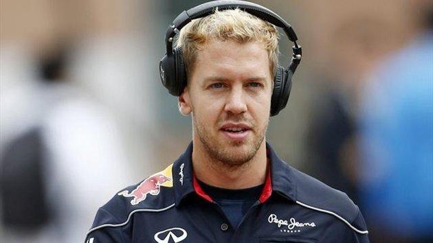Vettel neuer Kopfhörer