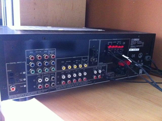 Yamaha htr 6030 схема