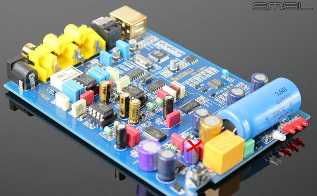 SMSL SD1955+