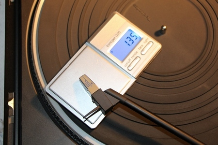 Technics SL-BD3 original Auflagegewicht (2)