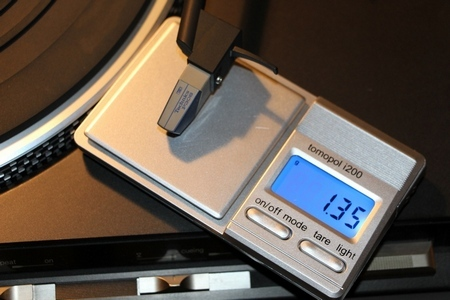 Technics SL-BD3 original Auflagegewicht
