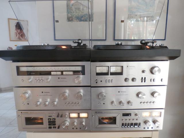 Bilder SL.-23, und SL 23A, ST 7600, 2x SU7600, SU-7300, RS 676 und RS 671