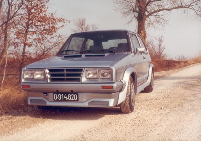 VW Golf I GTI 1,8l