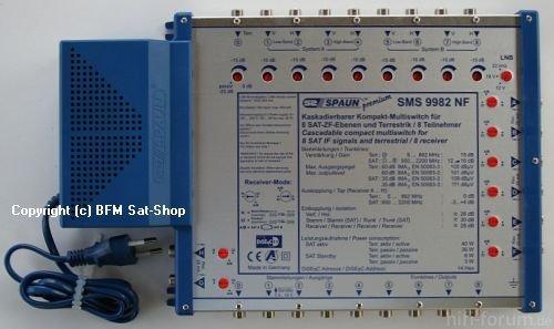 Spaun Sms 9982