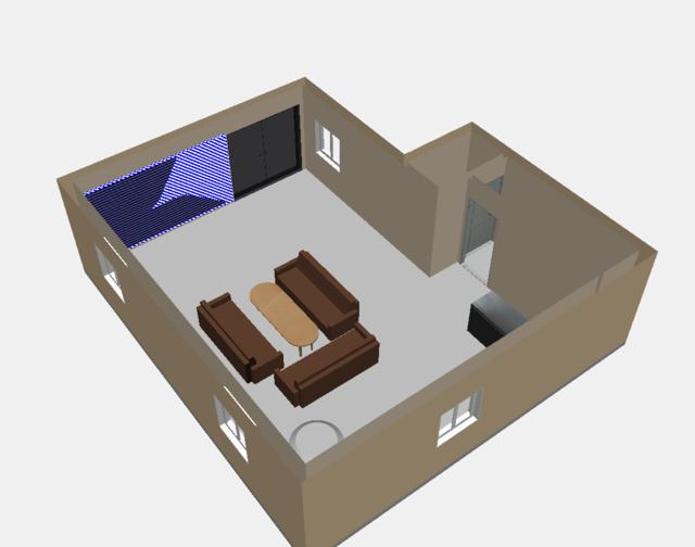 beamer in raum mit vielen fenstern kaufberatung beamer projektoren zubeh r hifi forum. Black Bedroom Furniture Sets. Home Design Ideas