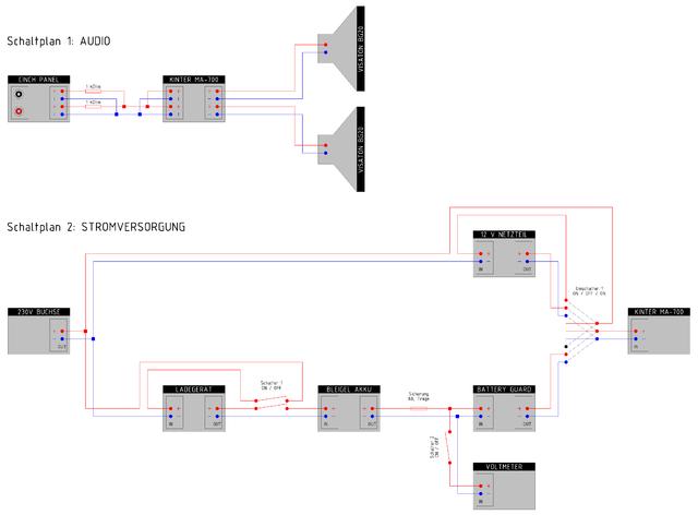 Ungewöhnlich Lichtschaltplan 2 Wege Schalter Fotos - Elektrische ...