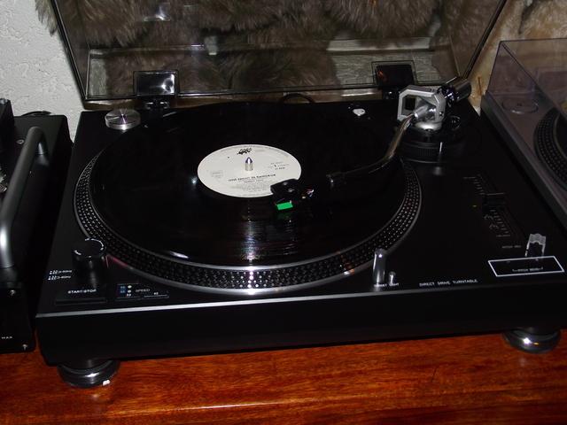 Tchibo Plattenspieler 300411, Baugleich Lenco L-3807