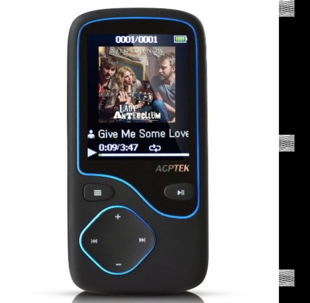 AGPTek_12_Stunden_Wiedergabe_Bluetooth_4_0_MP3-Player__Amazon_de__Elektronik