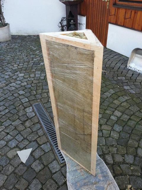 Absorber Selber Bauen Und Als Wandbild Tarnen Akustik Hifi Forum
