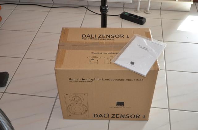 Dali Zensor 1