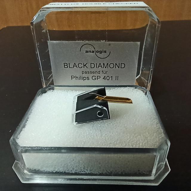 Analogis GP 401 II (946 D 66) BLACK DIAMOND - 01