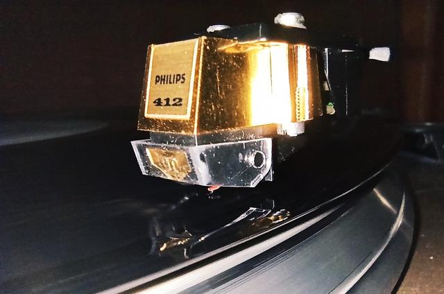 Analogis GP 401 II (946 D 66) BLACK DIAMOND - 03