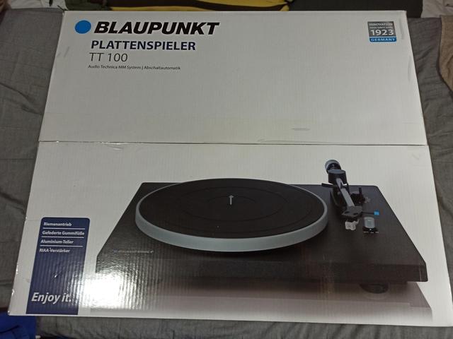 Blaupunkt TT 100 - 01