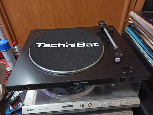 TechniPlayer LP 200 - 16