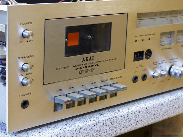 Akai AC-3500L