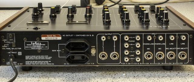 Inkel System800