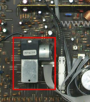 Pioneer A450R Verstärker - LS-Relais defekt?, Hifi-Klassiker - HIFI ...