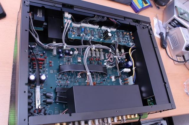 Technics inside