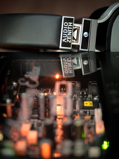 Audio Zenith PMx2 (Oppo PM-2 Mod)