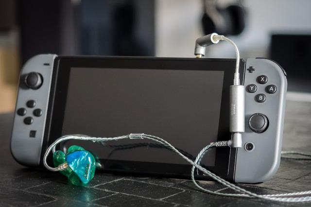 iFi IEMatch, Nintendo Switch, Jomo6 V2