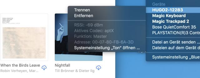 iMac aptX