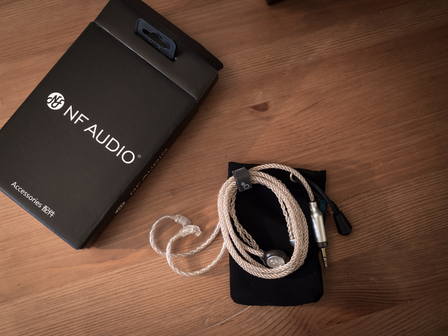 NF Audio Upgrade-Kabel