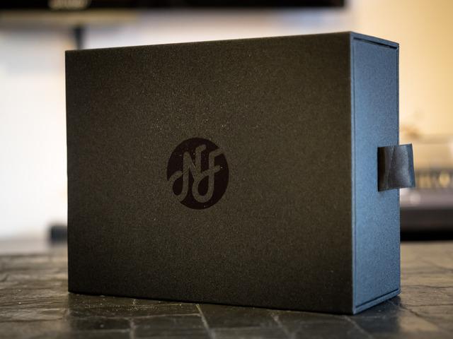 NF Audio Verpackung