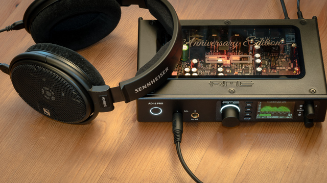 Sennheiser HD 660 S mit RME ADI-2 Pro Anniversary Edition