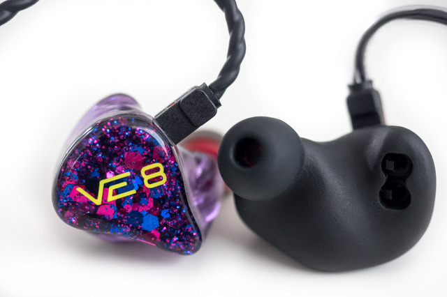 Vision Ears VE8, InEar ProPhile 8
