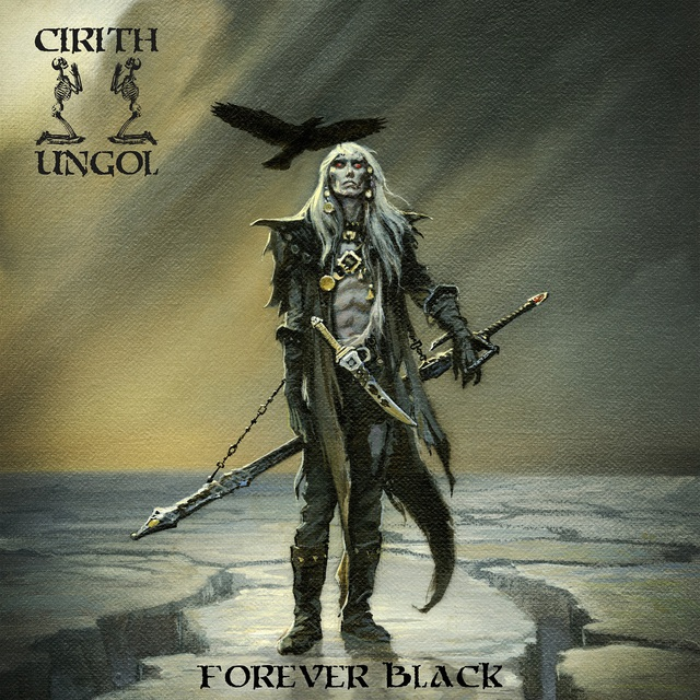Cirith Ungol Forever Black