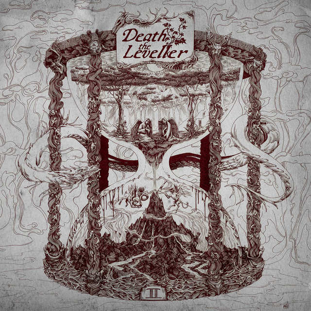 DEATH THE LEVELLER II Cover