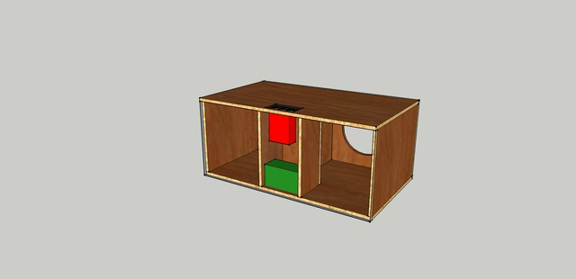 Mobile Box Entwurf