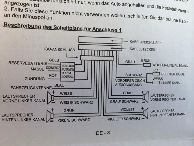Fantastisch Auto Audio Schaltpläne Kostenlos Ideen - Elektrische ...