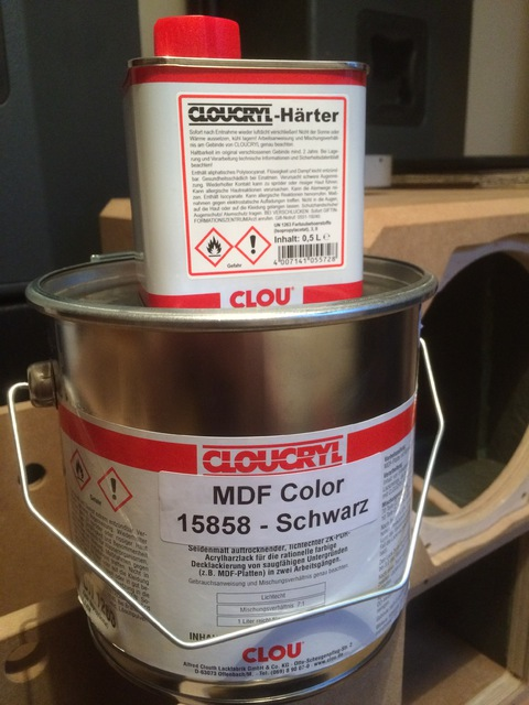Clouryl MDF Color