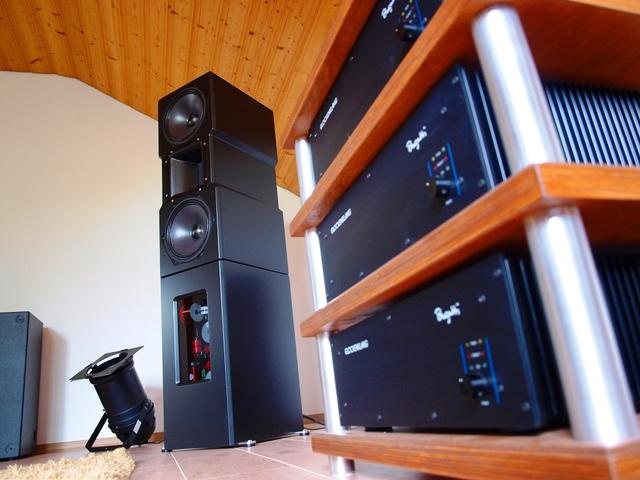 Son XL, Achenbach Akustik, Glockenklang Bugatti