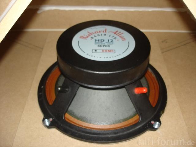 Der Basstreiber K-Horn Projekt