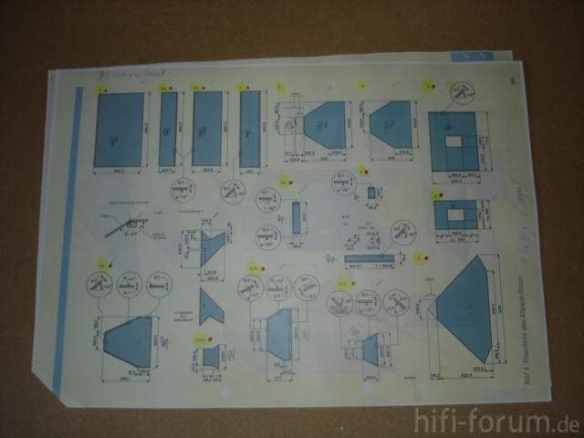 Der Bauplan Nach Harris Mit Den Einzelnen Teilen