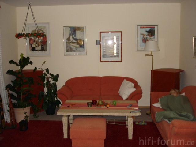 Klipschhorn Bass Im Wohnraum